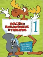 Rocky and Bullwinkle and Friends Season 1 DVD