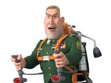 General W.R. Monger