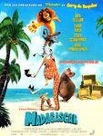 10 Madagascar 2005 French Poster
