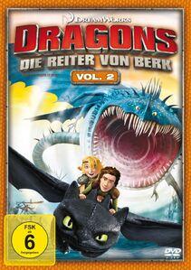 Dragons-Die-Reiter-von-Berk-Vol-2 dvd cover