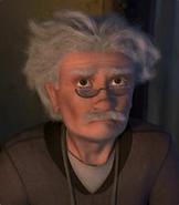 Scared Shrekless Geppetto