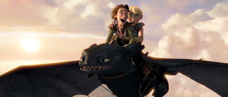 Bild  Hicks und Astrid 1jpg  DreamWorks Wiki  FANDOM powered