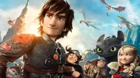 How To Train Your Dragon 2 Original Soundtrack 13 - Hiccup Confronts Drago
