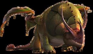 Rumblehorn Dragon