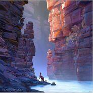 Larrikins canyon