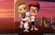 Mr. Peabody and Sherman twelve best movie walls by best movie walls d72bdw5