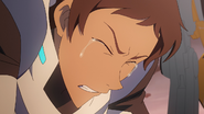 Lance cries when he did not know
