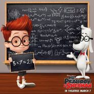 Mr. Peabody and Sherman 1084991262348