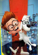 Mr. Peabody and Sherman 4941rasxpu