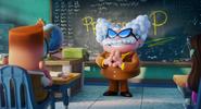 Tippy is a new teacher