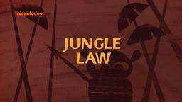 Jungle Law title