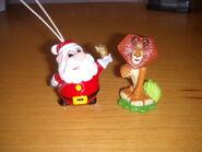 Alex e Babbo Natale