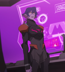 Krolia (Female Galran (Season 5))