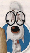 Mr. Peabody - first concept art