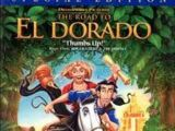 The Road to El Dorado Home Video