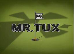 Mr. Tux title