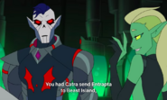 Double Trouble and Hordak