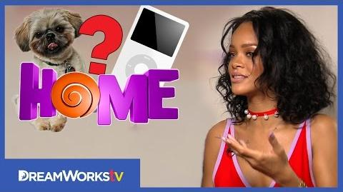 Rihanna & Jim Parsons 3 Earth Essentials HOME