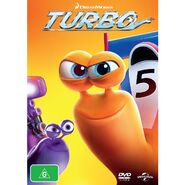 Turbo 2018 DVD Cover