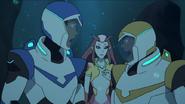 Lance and Hunk will meet Florona