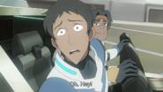 Lance see his family