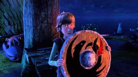 DreamWorks Dragons Defenders of Berk - Trailer