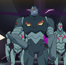 Galra Commander on Olkarion