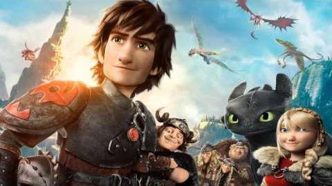 How To Train Your Dragon 2 Original Soundtrack 14 - Stoick Saves Hiccup