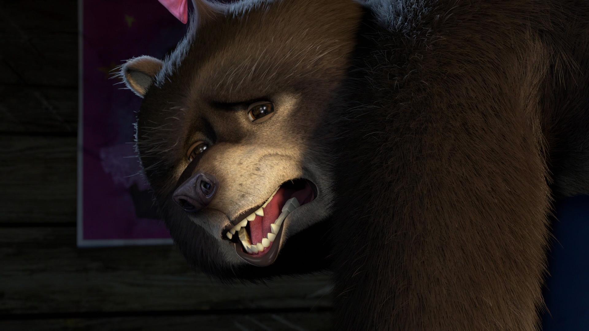 Sonya the Bear by cmara on DeviantArt