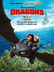 19 How To Train Your Dragon 2010 French Poster