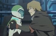 Pidge and Matt found each other