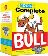 Rocky and Bullwinkle And Friends Complete Series DVD
