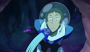 Lance and a Little Jellyfish