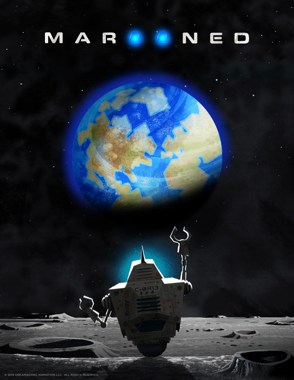 Marooned | Dreamworks Animation Wiki | Fandom