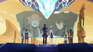 Team Voltron, Kolivan and Keith