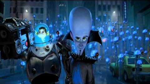 Megamind Daddy's Little Helpers