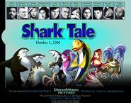 Dreamworks' Shark Tale (2003) Oscar official site teaser poster