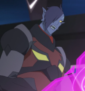 Female Galra Commander 2