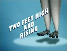 Two Feet High and Rising