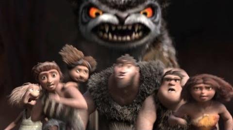Die Croods - Trailer