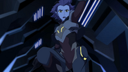 Acxa about to land that pirate