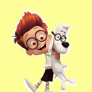 Mr. Peabody and Sherman 710321280