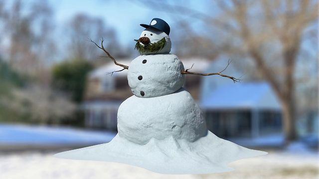 Snowman rotation