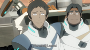 Lance and Hunk in Galaxy Garrison (Season 7)