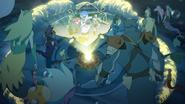 Lance and Water Aliens (Season 4)