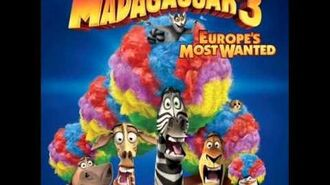 Madagascar 3 SoundTrack ● Katy Perry - Firework