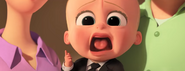 Boss Baby crying