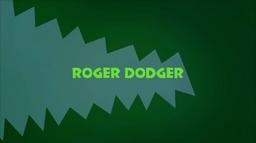 Roger Dodger title