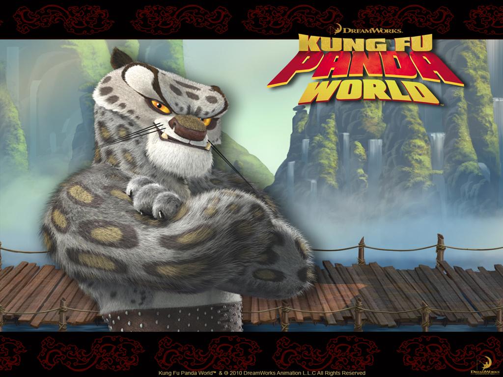 Image - Tai-Lung-Kung-Fu-Panda-Wallpaper-1024x768.jpg ...