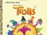 Trolls (Little Golden Book)